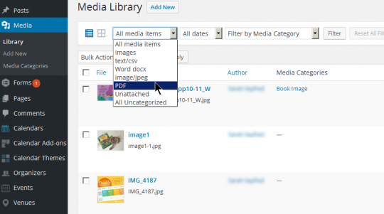 image related to Enhanced Media Library Pro WordPress Plugin