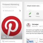 Pinterest Marketing Community G+